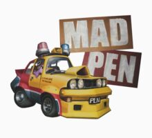 Mad Pen - The Road Warrior by misterk
