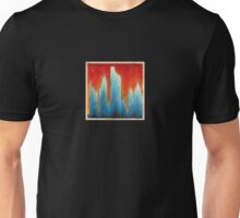 Burning City (Reconstructed) Unisex T-Shirt