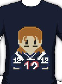 8Bit Tom Brady 3nigma NFL T-shirt T-Shirt