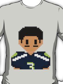 8Bit Russell Wilson 3Enigma NFL Tee T-Shirt