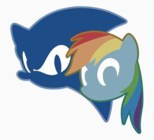 Rainbow x Sonic by Chano Real