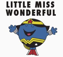 LITTLE MISS WONDERFUL by JerryFleming