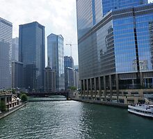 The City Of Chicago by arnavjhanjee