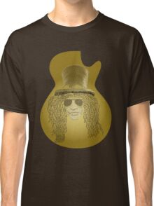 Slash Text Art Classic T-Shirt