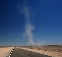 Dust devil by zumi