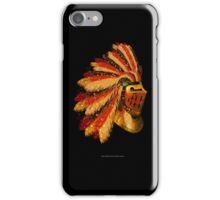 Indian Knight 129WP iPhone Case/Skin