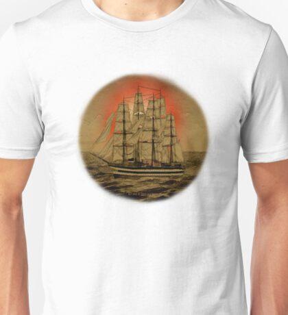 Set Sail - 001 Unisex T-Shirt