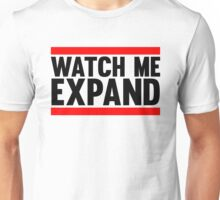 Watch Me Expand Unisex T-Shirt