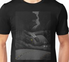Night time on the Pacific Highway Unisex T-Shirt