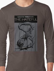 The Hateful Eight 2015 Long Sleeve T-Shirt