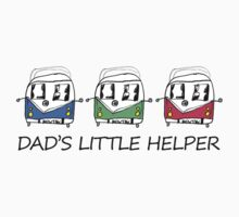 Dad's Little Helper VW Camper by splashgti
