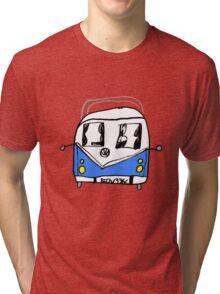 VW Camper Kids Tri-blend T-Shirt