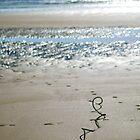 Bigbury Beach by Chris Martin