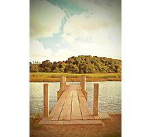 Teign Estuary Photographic Print