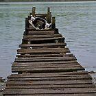 Teignmouth pontoon by Chris Martin
