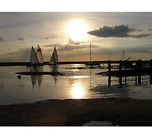 Blakeney Quay Photographic Print