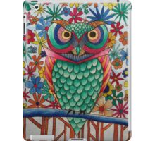 Owl iPad Case/Skin