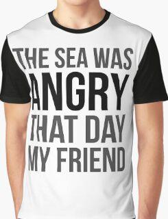 "George ""marine biologist"" Costanza Graphic T-Shirt"