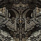 Gothic Steampunk Structure by xzendor7
