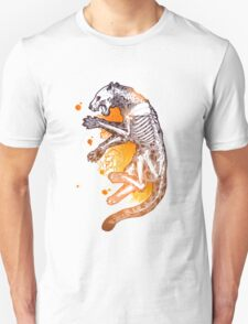 Panther anatomy Unisex T-Shirt