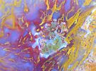 Immune Response (Moss Agate) by Stephanie Bateman-Graham