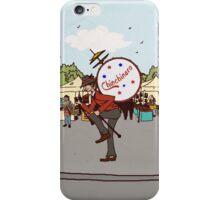 Chinchinero iPhone Case/Skin