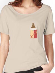 lovely rabbit Women's Relaxed Fit T-Shirt