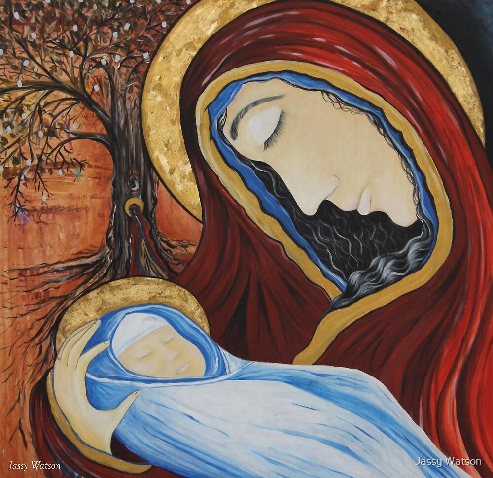 'Panagia' by Jassy Watson