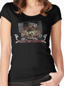 H H Holmes - America's First Serial Killer Women's Fitted Scoop T-Shirt