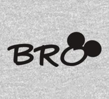 Bro mickey by McDraw