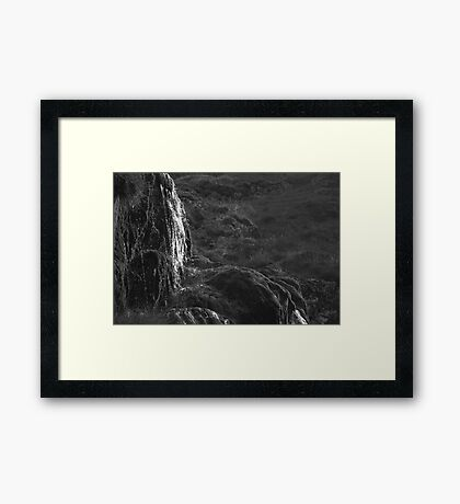 Moss Force Lake District National Park Framed Print