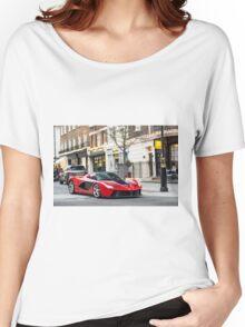 Ferrari LaFerrari Women's Relaxed Fit T-Shirt