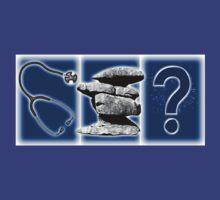Doc-Tor-Who   T Shirt by BlueShift