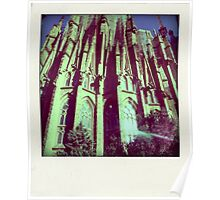 the breathtaking Sagrada Familia Poster