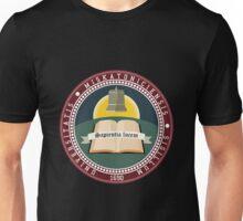 Miskatonic University seal T-shirt Unisex T-Shirt