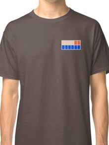 Imperial Admiral Ranking Classic T-Shirt