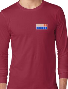 Imperial Admiral Ranking Long Sleeve T-Shirt