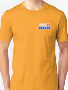 Imperial Admiral Ranking Unisex T-Shirt