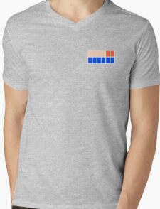 Imperial Admiral Ranking Mens V-Neck T-Shirt