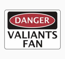 DANGER PORT VALE, VALIANTS FAN, FOOTBALL FUNNY FAKE SAFETY SIGN by DangerSigns