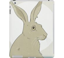 Golden Hare No.1 iPad Case/Skin