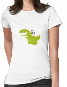 Dino Toys Womens Fitted T-Shirt
