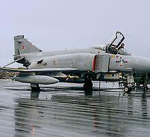 McDonnell F-4M Phantom FGR.2 XV423/D at RAF Stanley by Colin Smedley