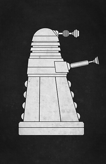 DOCTOR WHO - EXTERMINATE! by John Medbury (LAZY J Studios)