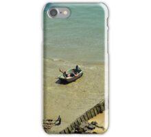 Improvisation at Saint Malo iPhone Case/Skin