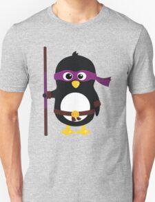 Penguin Ninja Donatello T-Shirt