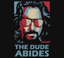 The Dude Abides Man T-Shirt