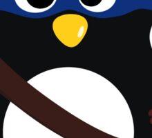 Penguin Ninja Leonardo Sticker