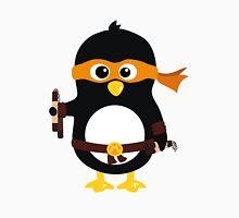 Penguin Ninja Michael Angelo Unisex T-Shirt
