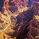 Morning Sun in the Grand Canyon, Arizona, USA by TonyCrehan